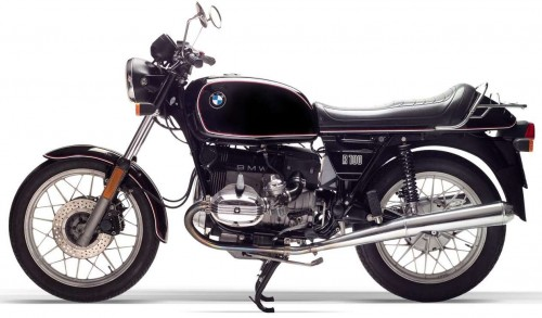 bmw r100 7 airheads rule austin motor scene. Black Bedroom Furniture Sets. Home Design Ideas