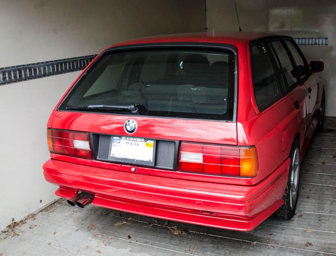 """Rare 325 """"M"""" Touring car"""