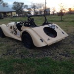 Toly's Morgan - Recommissioning a Winning Race Car for Vintage Racing