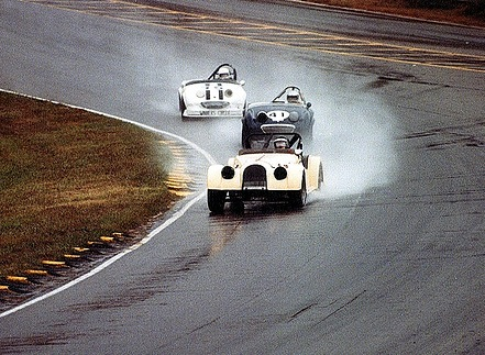 The National Runoffs in 1981in the rain