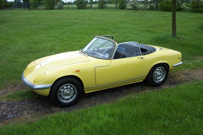 Lotus Elan S3 1967