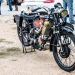 When 2 wheels are better than 4 - 1927 Scott Motorcycle