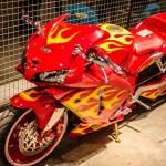 Austin Handbuilt Motorcycle Show